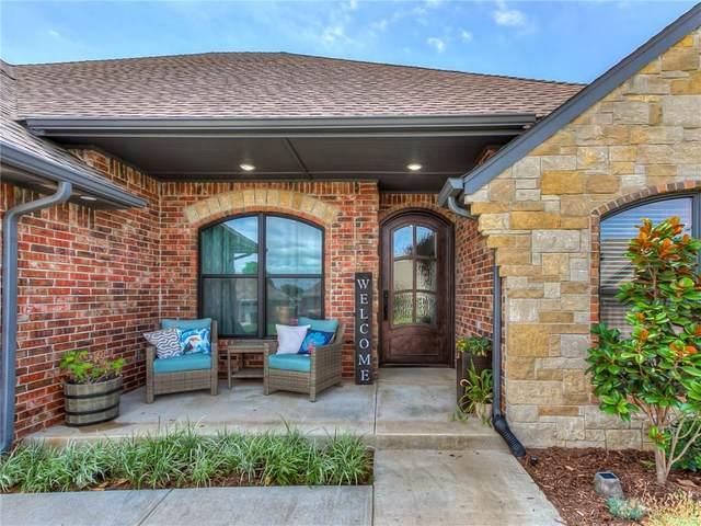 13158 Red Oak Drive, Choctaw, OK 73020 (MLS #919597) :: Homestead & Co