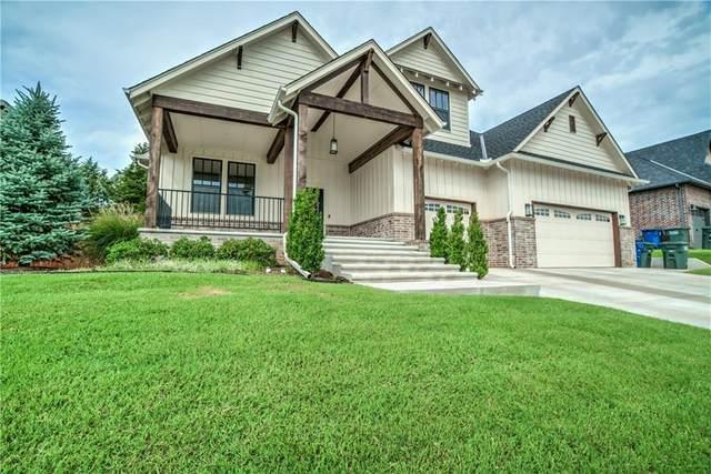 4801 Green Country Road, Edmond, OK 73034 (MLS #919783) :: Homestead & Co