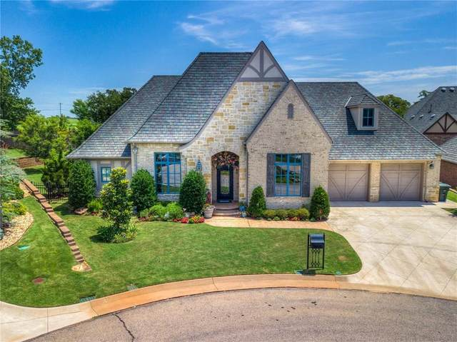 6708 Royale Court, Edmond, OK 73025 (MLS #919812) :: Keri Gray Homes