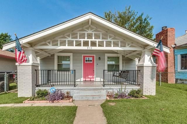 910 S Williams Avenue, El Reno, OK 73036 (MLS #919925) :: Homestead & Co