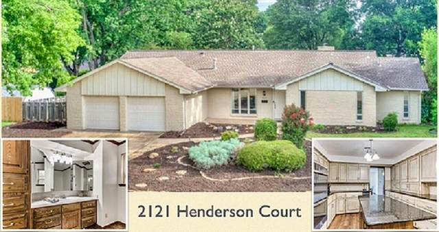2121 Henderson Court, Norman, OK 73069 (MLS #920365) :: Homestead & Co