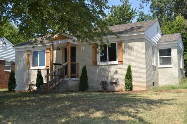 3013 W Eubanks Street, Oklahoma City, OK 73112 (MLS #920431) :: Keri Gray Homes
