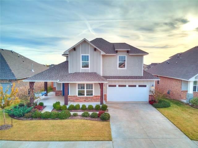 12836 High Plains Avenue, Oklahoma City, OK 73142 (MLS #920685) :: ClearPoint Realty