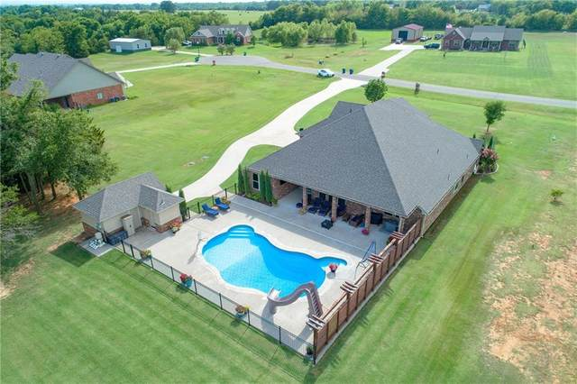 131 W Black Powder Circle, Noble, OK 73068 (MLS #920784) :: Homestead & Co