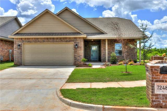 7248 NW 145th Street, Oklahoma City, OK 73142 (MLS #921051) :: Homestead & Co