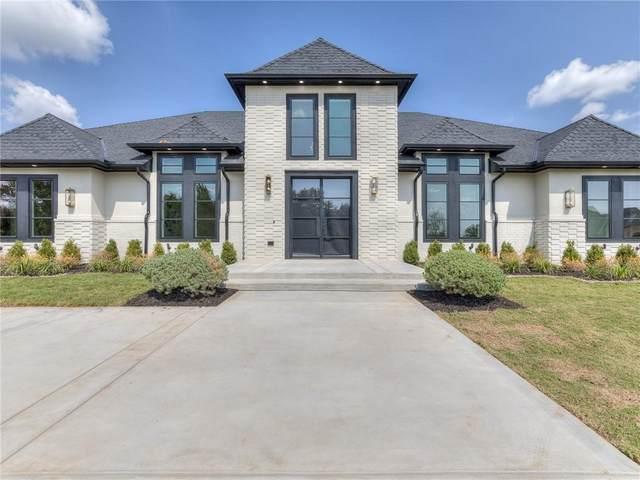 5209 Deerfield Drive, Edmond, OK 73034 (MLS #921195) :: Homestead & Co