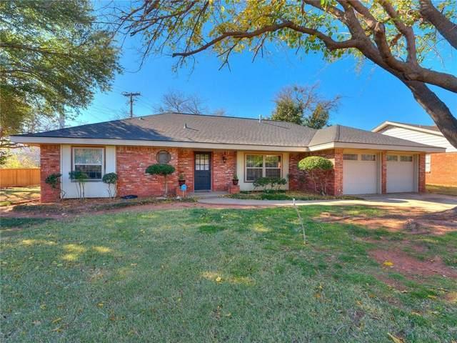 5701 N Virginia Avenue, Oklahoma City, OK 73118 (MLS #921231) :: Homestead & Co