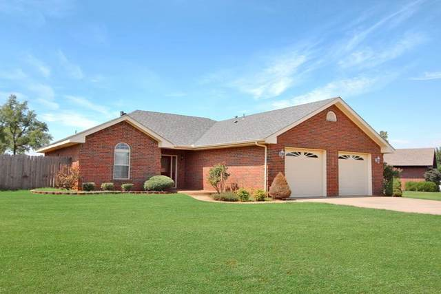 128 E Bonita, Elk City, OK 73644 (MLS #921314) :: Keri Gray Homes