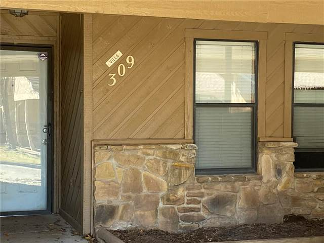 8005 NW 7th Place #309, Oklahoma City, OK 73127 (MLS #921415) :: The UB Home Team at Whittington Realty