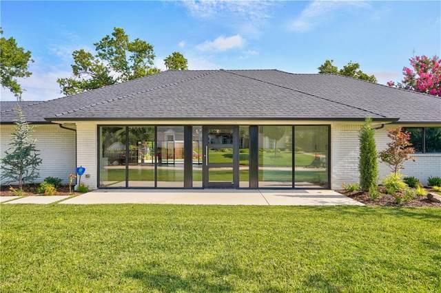 1317 Kenilworth Road, Nichols Hills, OK 73120 (MLS #921465) :: Erhardt Group at Keller Williams Mulinix OKC