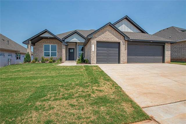 8305 NW 151st Terrace, Edmond, OK 73013 (MLS #921652) :: Erhardt Group at Keller Williams Mulinix OKC