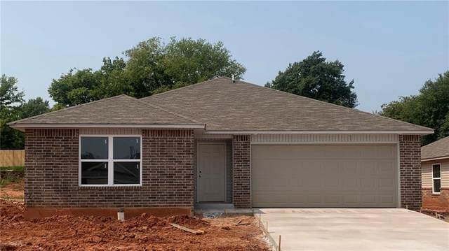 216 Tuscany Circle, Noble, OK 73068 (MLS #921706) :: Homestead & Co