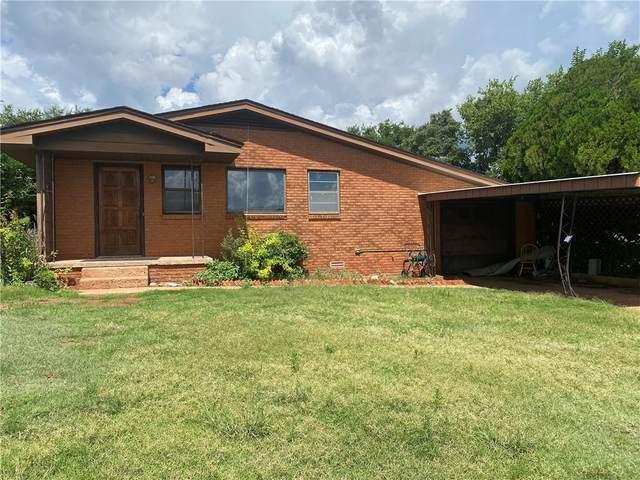 1012 S Cearlock Avenue, Cheyenne, OK 73628 (MLS #921731) :: Maven Real Estate