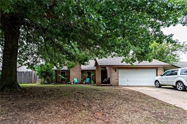 10 N Gilpin Avenue, Shawnee, OK 74804 (MLS #921896) :: Homestead & Co