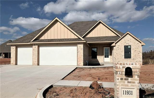 11931 SW 49th Street, Mustang, OK 73064 (MLS #921922) :: The UB Home Team at Whittington Realty