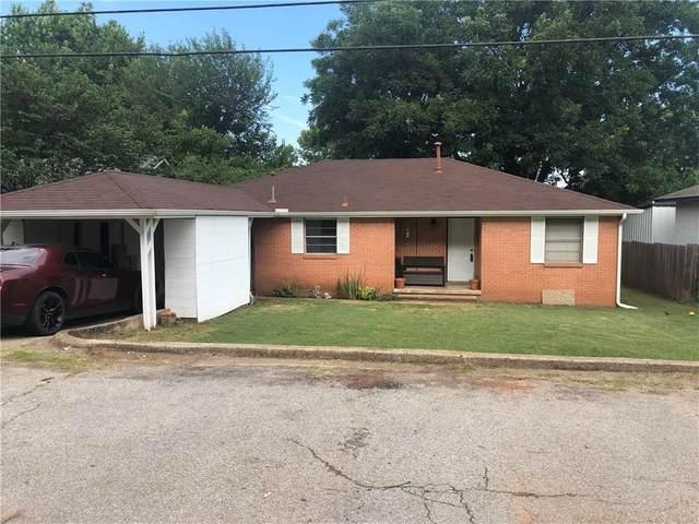 909 N 4th Avenue, Purcell, OK 73080 (MLS #921972) :: Keri Gray Homes