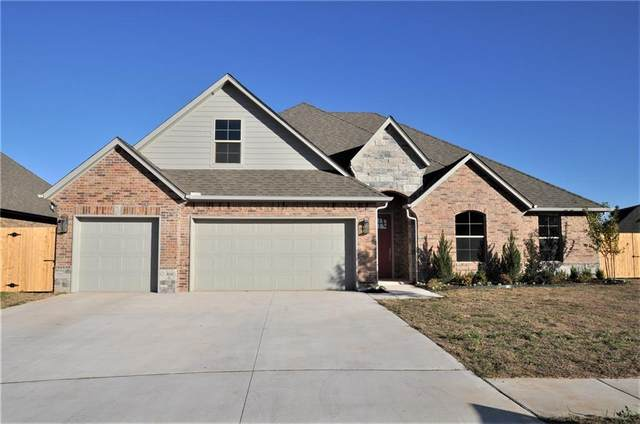 1905 SW 39th Court, Oklahoma City, OK 73160 (MLS #922028) :: Homestead & Co