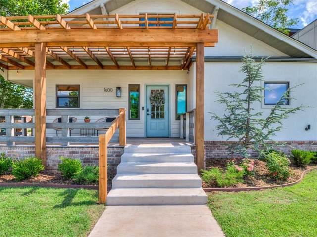 1600 NW 10th Street, Oklahoma City, OK 73106 (MLS #922178) :: Keri Gray Homes