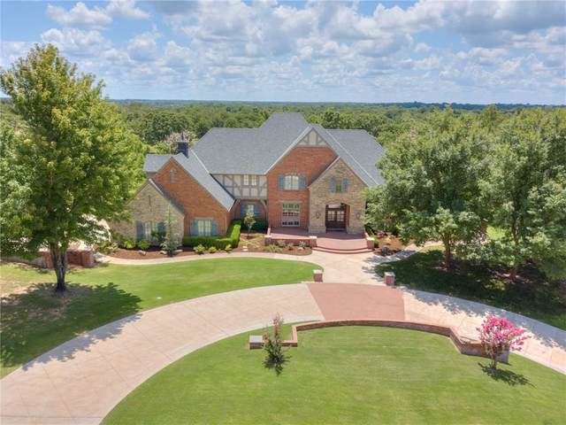 18344 Grant Manor Road, Newalla, OK 74857 (MLS #922208) :: ClearPoint Realty