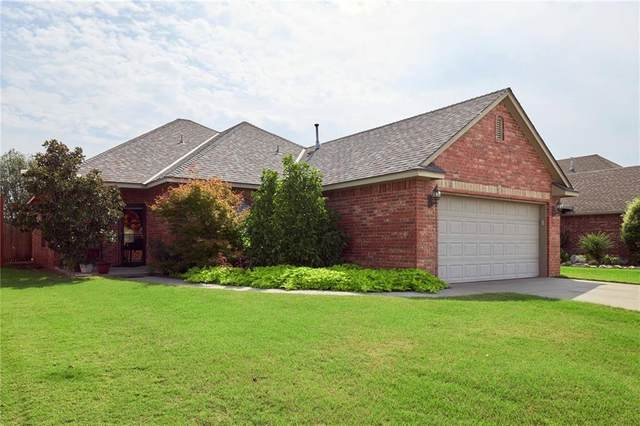 3716 New London Avenue, Moore, OK 73160 (MLS #922285) :: Erhardt Group at Keller Williams Mulinix OKC