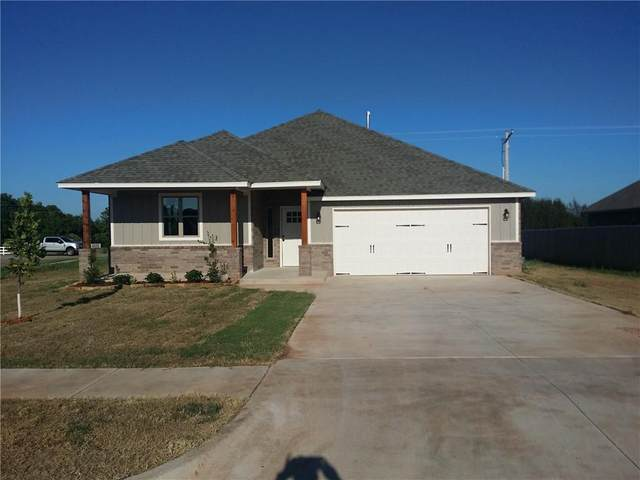 1216 N Taylor Way, Mustang, OK 73064 (MLS #922320) :: Homestead & Co