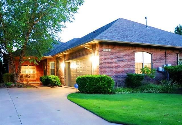 1840 NW 160th Place, Edmond, OK 73013 (MLS #922354) :: Homestead & Co