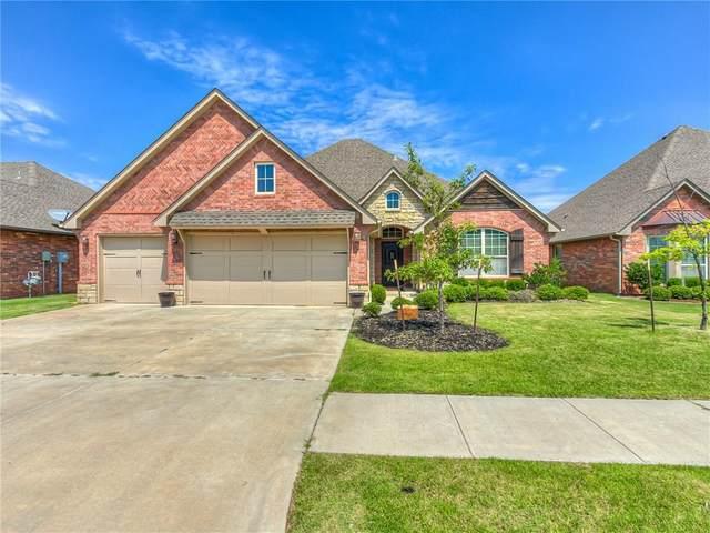 13612 Gentry Drive, Oklahoma City, OK 73142 (MLS #922409) :: Keri Gray Homes