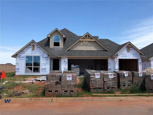 4233 NW 155th Street, Edmond, OK 73013 (MLS #922424) :: Keri Gray Homes