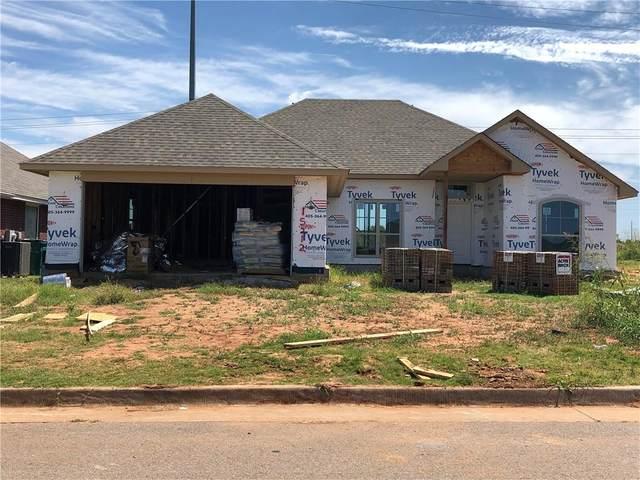 15212 Hill Branch Road, Edmond, OK 73013 (MLS #922430) :: Keri Gray Homes