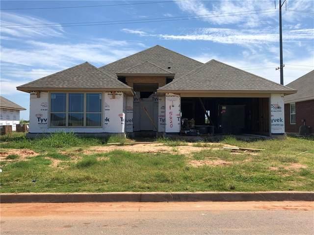 15220 Hill Branch Road, Edmond, OK 73013 (MLS #922431) :: Keri Gray Homes