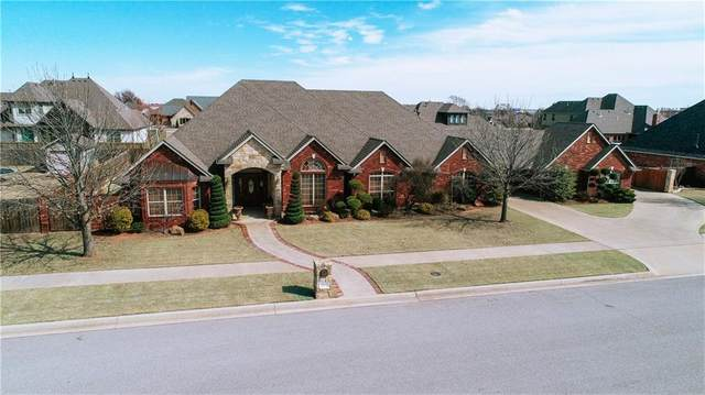1312 N Birch Street, Weatherford, OK 73096 (MLS #922569) :: Keri Gray Homes