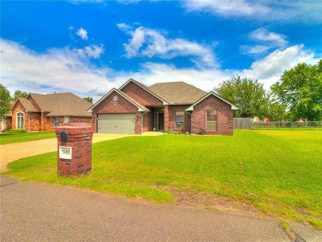 5905 SE 8th Street, Midwest City, OK 73110 (MLS #922603) :: Your H.O.M.E. Team