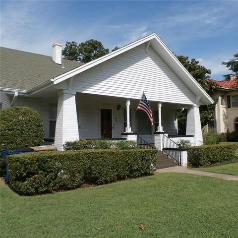 1010 S 7th Street, Chickasha, OK 73018 (MLS #922684) :: Homestead & Co