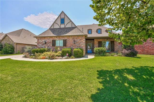 508 Idabel Bridge Circle, Edmond, OK 73034 (MLS #922768) :: Keri Gray Homes