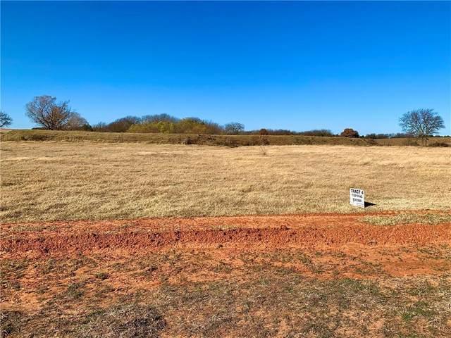 0000 Ranch (Tract 4) Road, Washington, OK 73080 (MLS #922794) :: Erhardt Group at Keller Williams Mulinix OKC