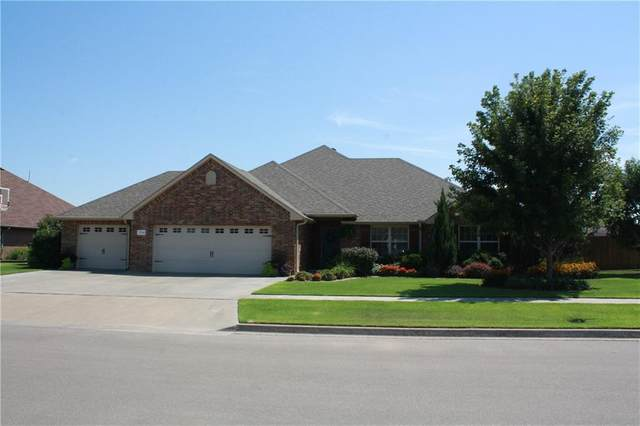 2216 Ping Drive, Weatherford, OK 73096 (MLS #922800) :: Homestead & Co