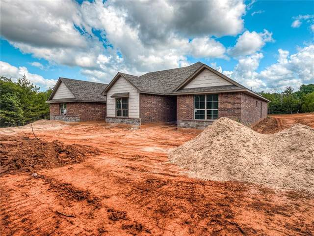 13461 Banner Road, Lexington, OK 73051 (MLS #922853) :: Homestead & Co