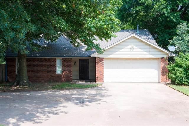 15 Robby Road, Shawnee, OK 74804 (MLS #923124) :: Keri Gray Homes