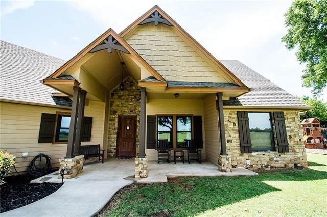 24651 N County Road 3289, Wynnewood, OK 73098 (MLS #923241) :: Homestead & Co