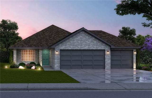 3516 Sawtooth Ridge Drive, Yukon, OK 73099 (MLS #923290) :: ClearPoint Realty