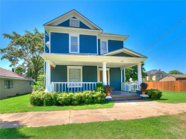 415 S Elm Street, Guthrie, OK 73044 (MLS #923365) :: Homestead & Co