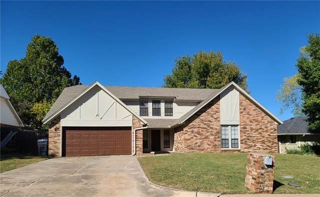 7817 NW 101st Street, Oklahoma City, OK 73162 (MLS #923392) :: ClearPoint Realty