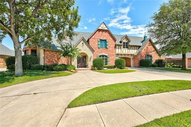 12900 Lorien Way, Oklahoma City, OK 73170 (MLS #923483) :: Homestead & Co
