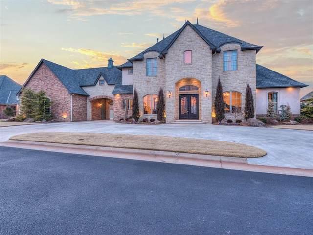 8125 NW 134th Terrace, Oklahoma City, OK 73142 (MLS #923484) :: Homestead & Co