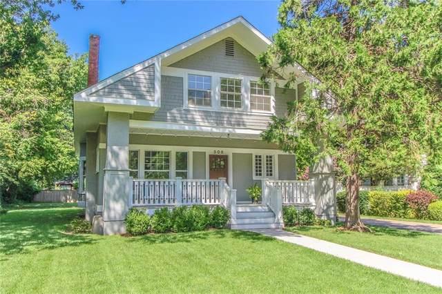 508 Chautauqua Avenue, Norman, OK 73069 (MLS #923487) :: Homestead & Co