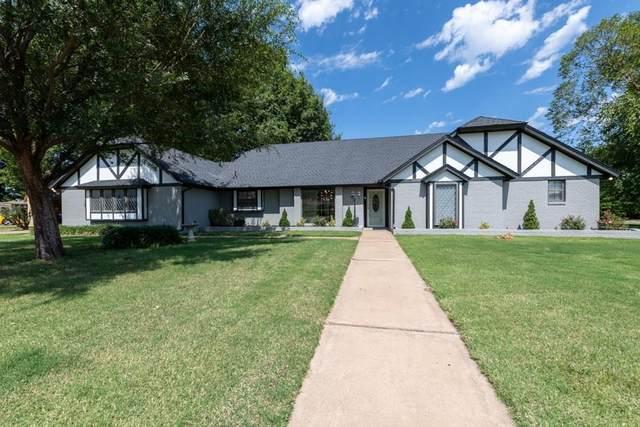 12514 S Villa Avenue, Oklahoma City, OK 73170 (MLS #923513) :: Homestead & Co