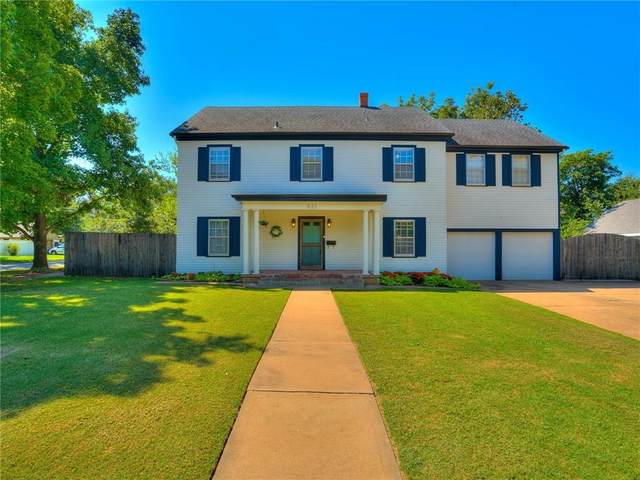 521 E Logan Avenue, Guthrie, OK 73044 (MLS #923514) :: Homestead & Co