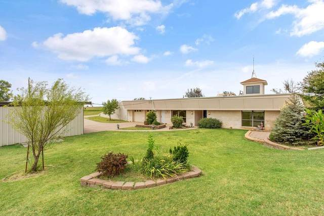104 Mill Ridge Road, El Reno, OK 73036 (MLS #923531) :: Keri Gray Homes