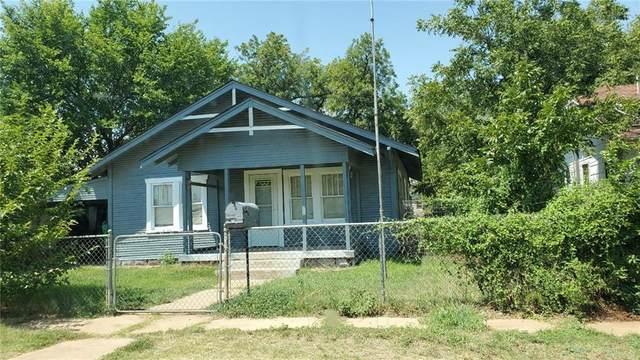 413 N Hightower Street, Altus, OK 73521 (MLS #923837) :: Erhardt Group at Keller Williams Mulinix OKC