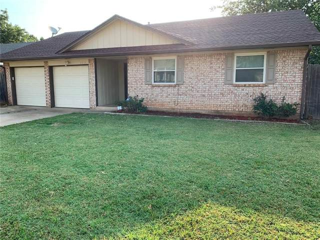 1004 S Patterson Drive, Moore, OK 73160 (MLS #924032) :: Your H.O.M.E. Team